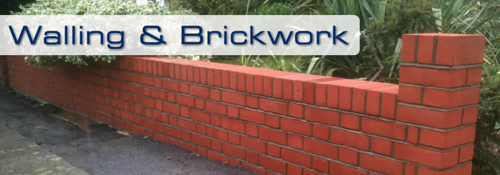 Walling & Brickwork